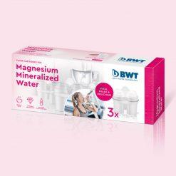 BWT Longlife Mg2+ vízszűrő betét 3 db