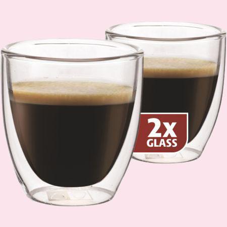 MAXXO Thermo Coffee pohár (2db/csomag)