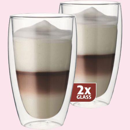 MAXXO Thermo Latte pohár (2db/csomag)