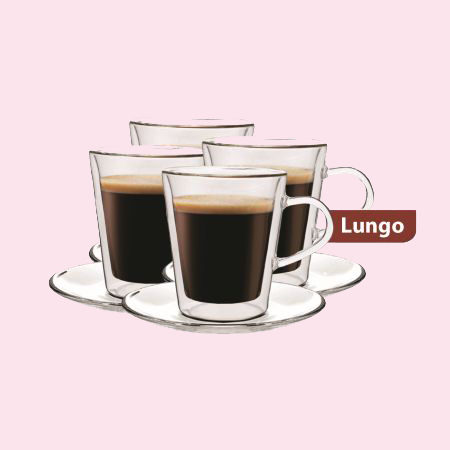 MAXXO Thermo Lungo pohár (2 db/csomag)