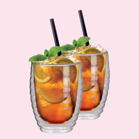 Maxxo ice tea pohár (2db/csomag)