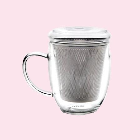 Ibili Teás csésze filterrel 300ml