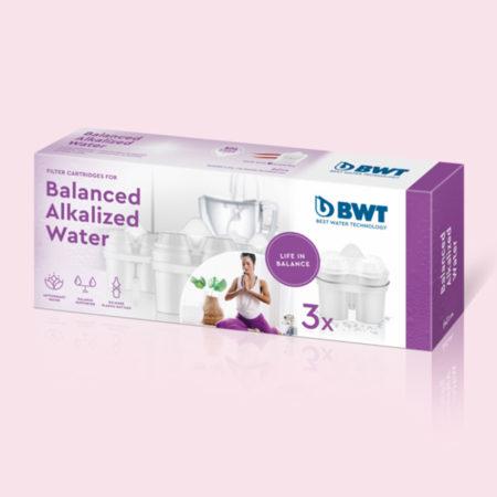 BWT Balanced Alkalizált vízszűrő betét