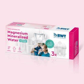 BWT Magnézium Mineralizer + Cink vízszűrő betét
