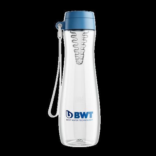 BWT TRITAN kulacs szűrővel (kék) 600 ml